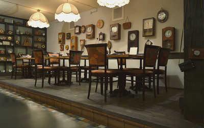 Банкетный зал ресторана Аозора Ретрокан (Aozora Retrokan) на Кутузовском проспекте
