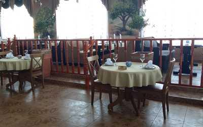 Банкетный зал ресторана Zeytun Palace на Дунайском проспекте