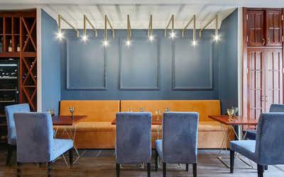 Банкетный зал ресторана Late Harvest на Колокольной улице фото 2