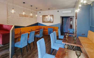 Банкетный зал ресторана Late Harvest на Колокольной улице фото 3