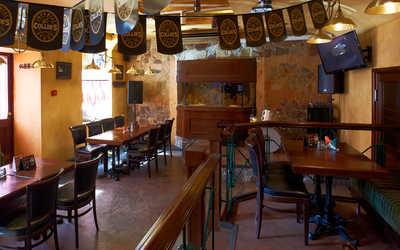 Банкетный зал гастропаба Wild Duck Irish Pub на 7-й линии фото 2