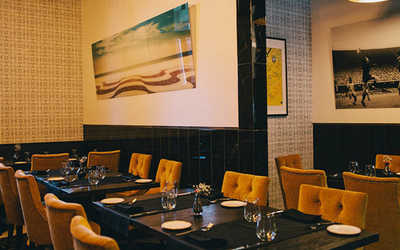 Банкетный зал ресторана Bossa Nova на улице Коштоянца фото 1