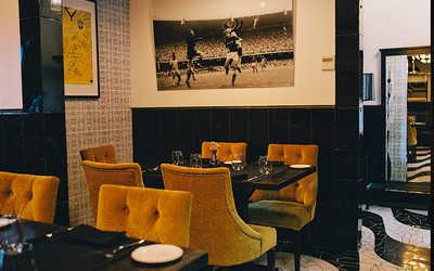 Банкетный зал ресторана Bossa Nova на улице Коштоянца фото 2