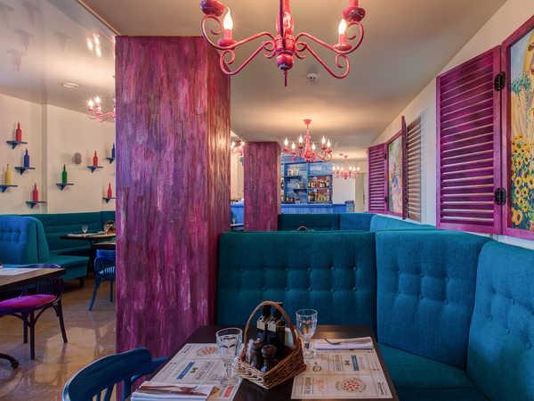 Канноли (Cannoli Cafe)