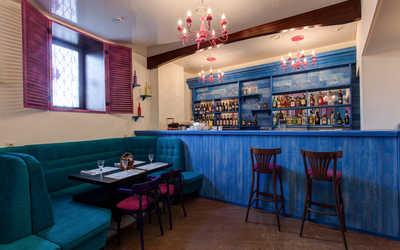 Банкетный зал ресторана Канноли (Cannoli Cafe) на Морской набережной фото 3