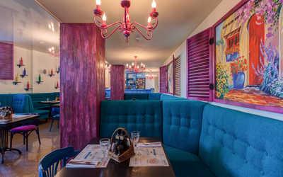 Банкетный зал ресторана Канноли (Cannoli Cafe) на Морской набережной фото 1