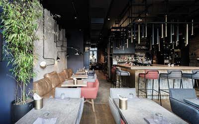 Банкеты ресторана Гастроли (Gastroli) на улице Пестеля фото 1