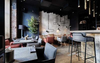 Банкеты ресторана Гастроли (Gastroli) на улице Пестеля фото 3