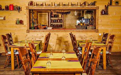 Банкетный зал ресторана Дача на Ленинградском шоссе фото 3