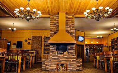 Банкетный зал ресторана Дача на Ленинградском шоссе фото 1