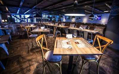 Банкетный зал ресторана City Cafe New-York на проспекте Тореза фото 1