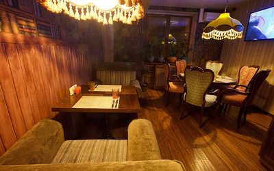 Банкетный зал кафе Айва на Кутузовской улице фото 3