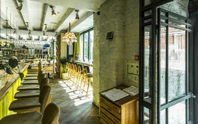 Банкетный зал бара Сугудай в Петровке улица