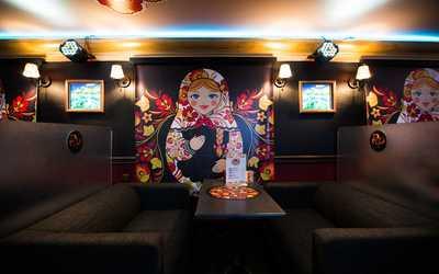 Банкетный зал бара Russian Paradise BAR на Фурштатской улице