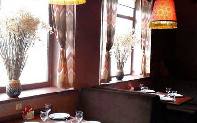 Банкетный зал ресторана Биджо на улице Котляковской