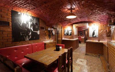 Банкетный зал бара Chicago lounge на Садовой улице