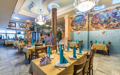 Банкетный зал ресторана Аквариум на территории Воронцовский Парк фото 3