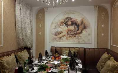 Банкетный зал ресторана Хинкальная на Сущевке на улице Сущёвский Вал