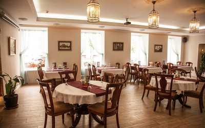 Банкетный зал ресторана Диван (быв. Veritas) на улице Правды