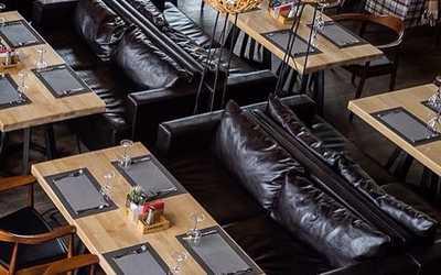 Банкетный зал ресторана Gastroport на улице Решетниковский спуск