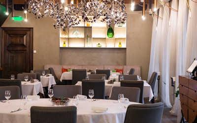 Банкетный зал ресторана Maritozzo (Маритоццо) на Малой Бронной фото 3