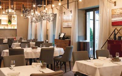 Банкетный зал ресторана Maritozzo (Маритоццо) на Малой Бронной фото 2