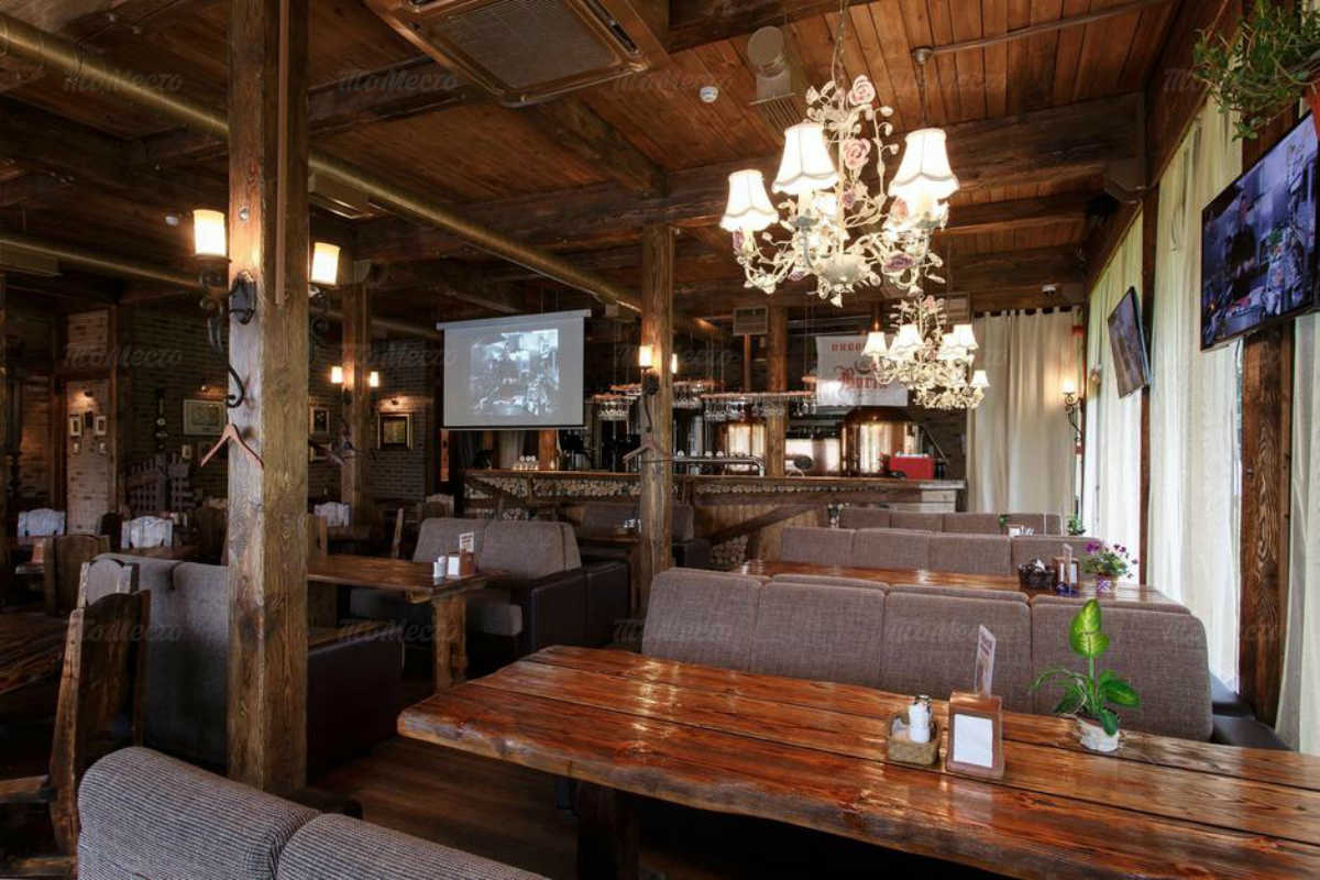 Ресторан Место встречи (быв. Burik Beer) на Загребском бульваре фото 10