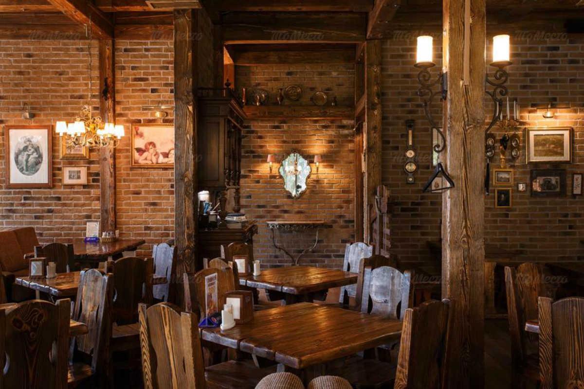 Ресторан Место встречи (быв. Burik Beer) на Загребском бульваре