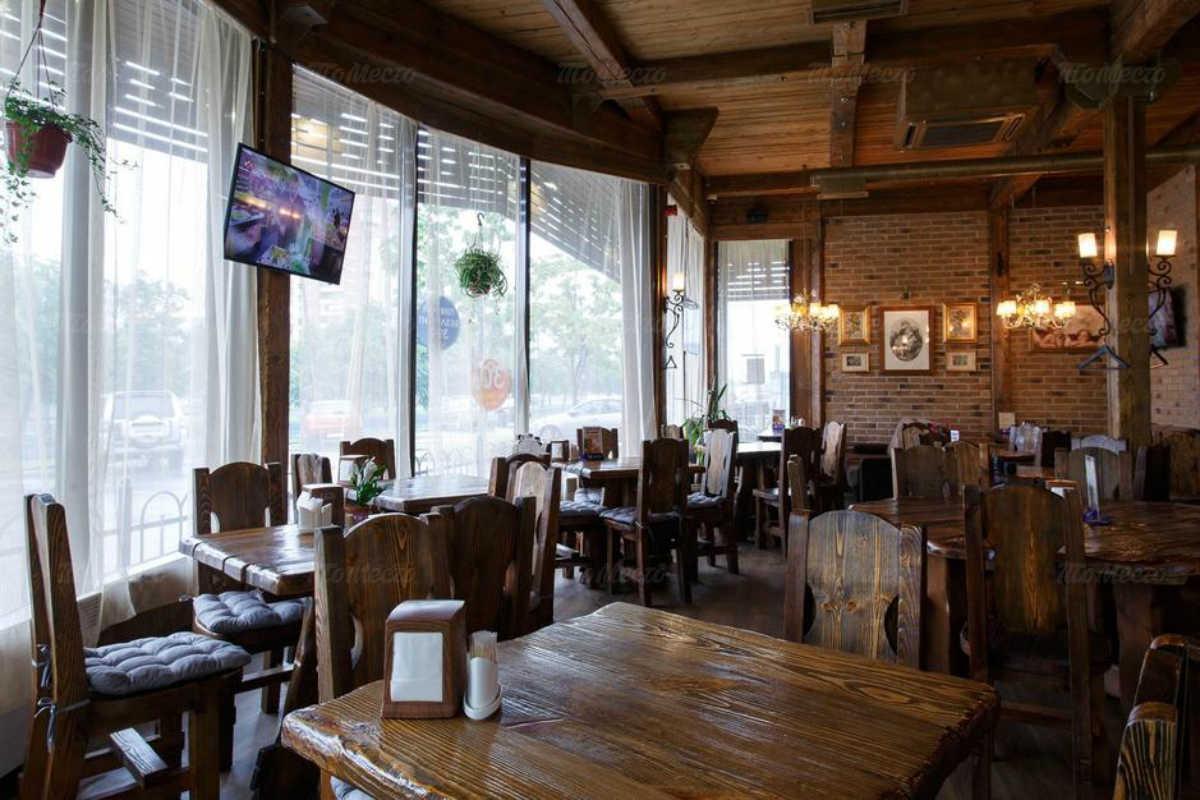 Ресторан Место встречи (быв. Burik Beer) на Загребском бульваре фото 12