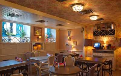 Банкетный зал ресторана Villaggio в Тучковом переулке фото 1