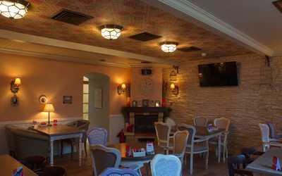 Банкетный зал ресторана Villaggio в Тучковом переулке фото 2