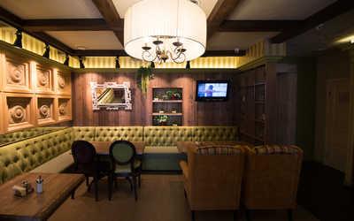 Банкетный зал кафе Щавель (бывш. Тотем) на улице Фурмановой фото 1