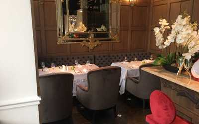Банкетный зал кафе Grand Cafe Piaf (Гранд Кафе Пиаф) на улице Хохрякова фото 2