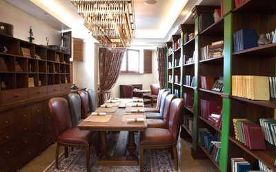Банкетный зал ресторана Долма на Поречной улице фото 2