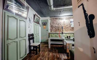 Банкетный зал кафе I bar на Гагаринской улице фото 1