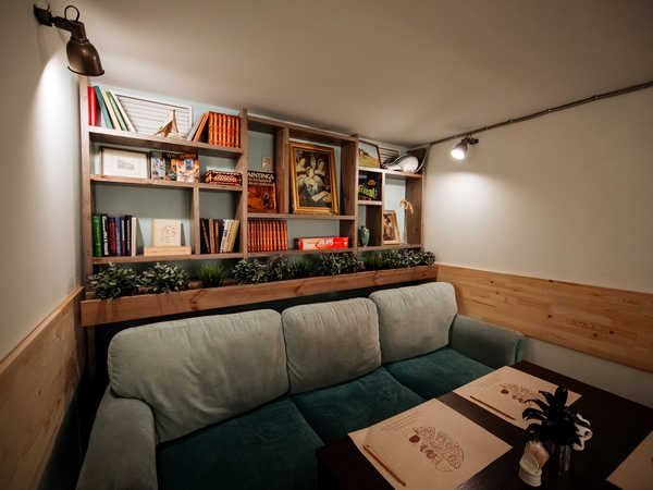 Pizza Room