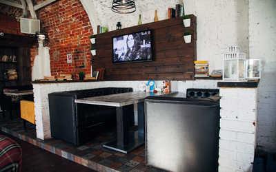 Банкетный зал кафе Все свои (#всесвои lounge) на улице Пушкиной фото 2