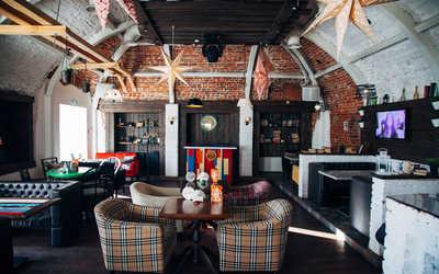 Банкетный зал кафе Все свои (#всесвои lounge) на улице Пушкиной фото 3