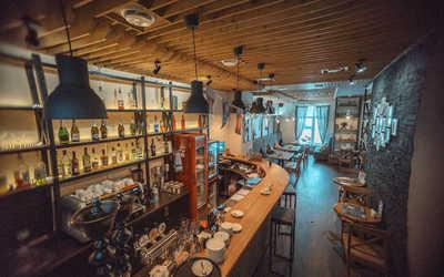 Банкетный зал ресторана Добрый Папа на Петергофском шоссе фото 3