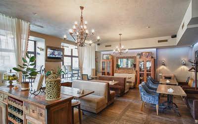 Банкетный зал ресторана Alt Sherbet (Шербет) на улице Восстания фото 1