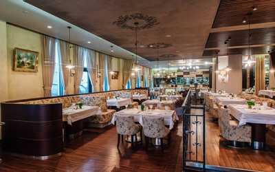 Банкетный зал ресторана Ферма (Fermа) на Синопской набережной фото 1