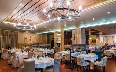 Банкетный зал ресторана Новая Ферма (Новая Ferma) на Синопской набережной фото 3