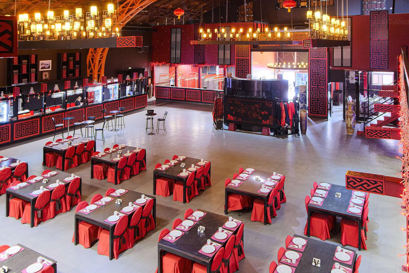 Ресторан Цинь на 16-ой линии В.О. фото 8
