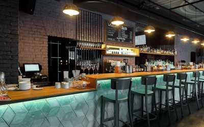 Банкетный зал кафе DAILY (DAILY Cafe & Bar) на Казанской улице