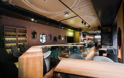 Банкетный зал кафе DAILY (DAILY Cafe & Bar) на Казанской улице фото 3