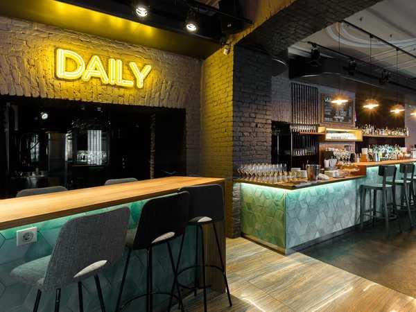 Daily Cafe & Bar