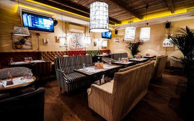 Банкетный зал кафе Кофейня №1 (#Кофейня №1) в Кирпичном переулке фото 2