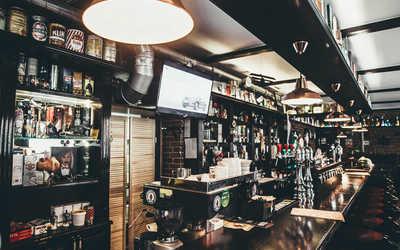Банкетный зал бара Гидрант на Старо-Петергофском проспекте фото 2