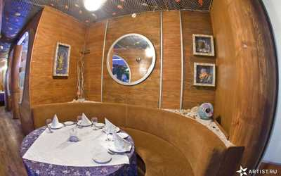 Банкетный зал ресторана Малибу на Комсомольском проспекте фото 3