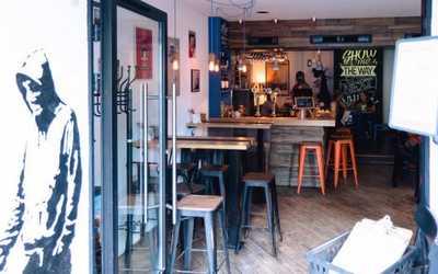 Банкетный зал бара Пороселло на Неглинной улице фото 1
